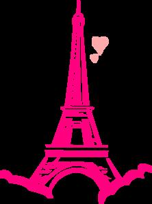 Clip art at clker. Paris clipart love