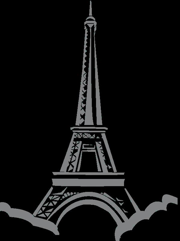Paris clipart party paris. France drawing at getdrawings