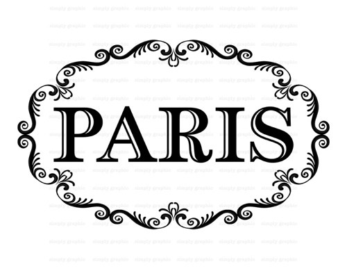 Free download best on. Paris clipart word