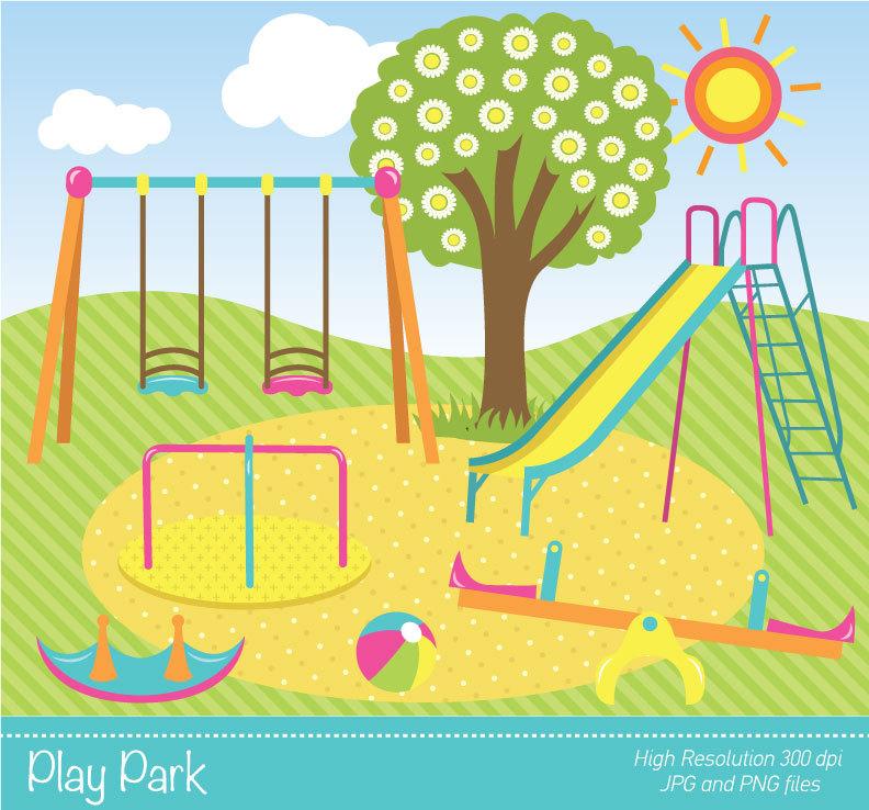 Park clipart. Clip art panda free