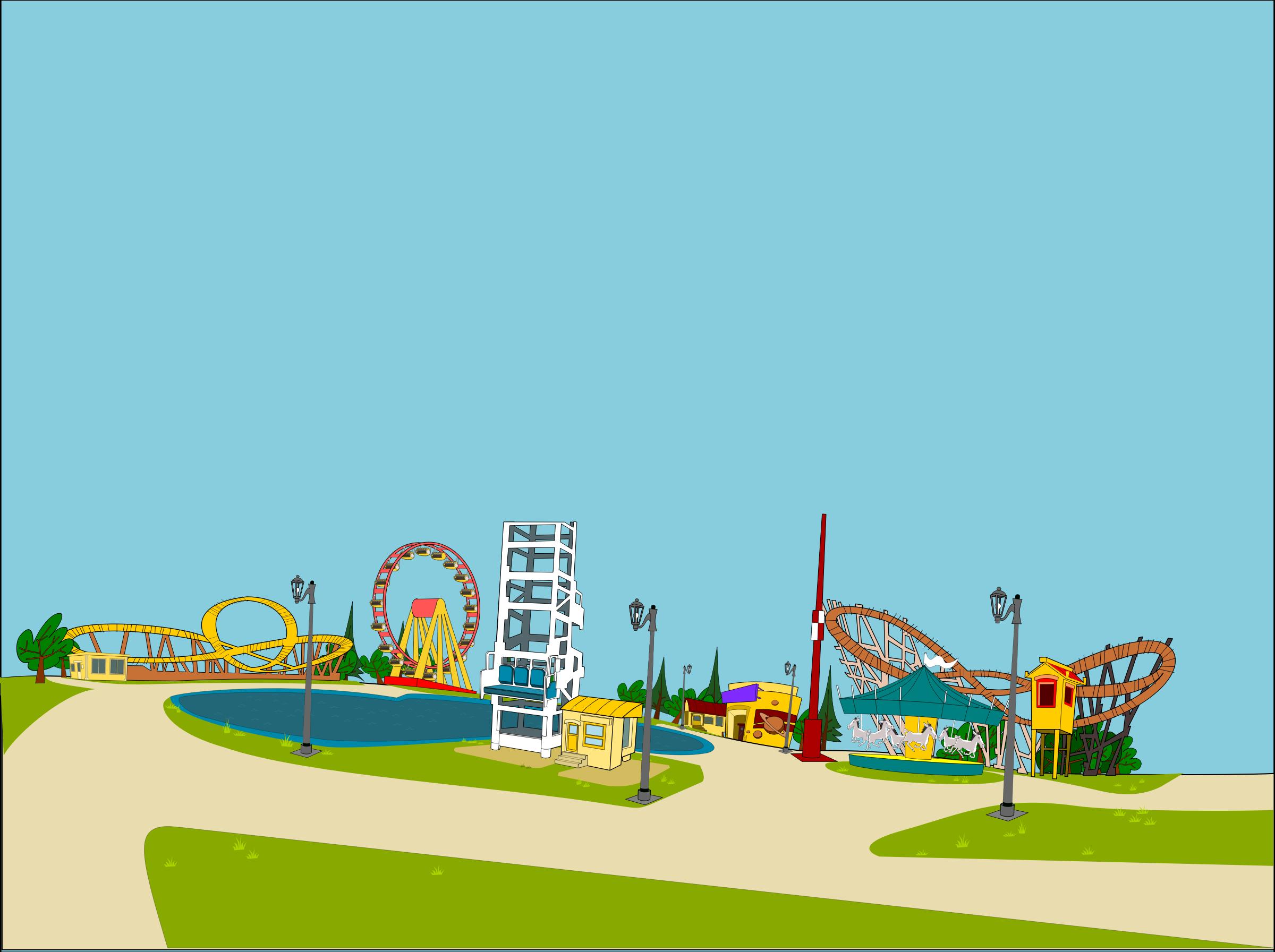 Park clipart big park. Clipartfest cliparting com