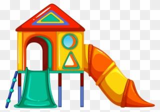 outdoor kids scrapbook. Park clipart toddler playground