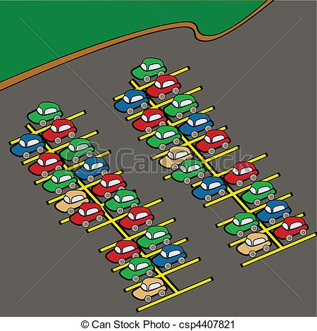 Parking lot clipart clip art.  clipartlook
