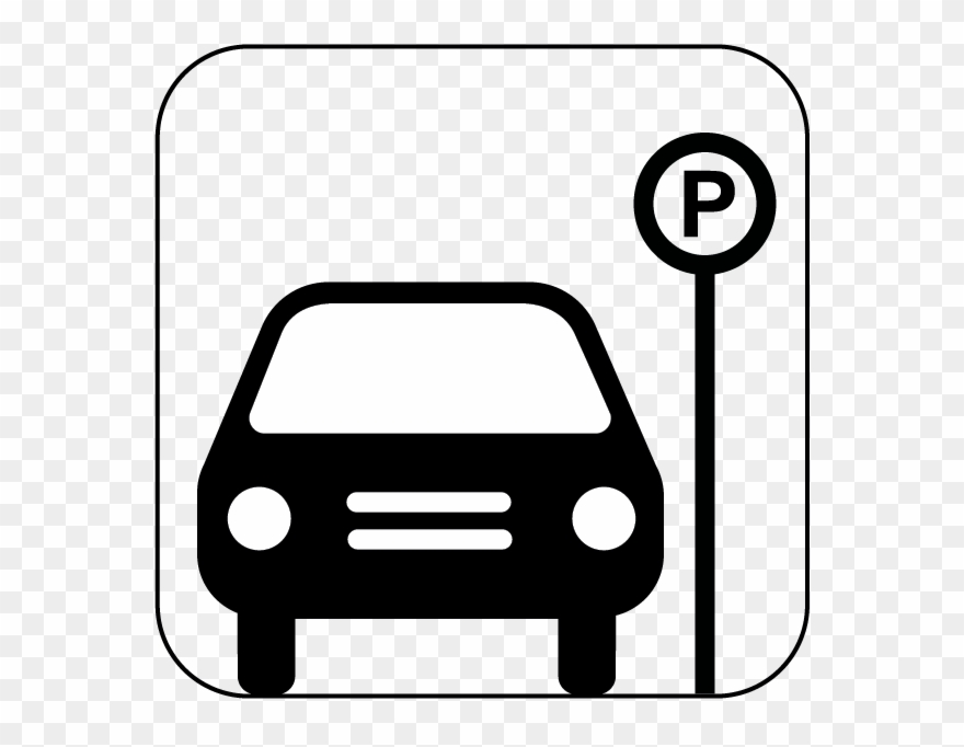 Clip art png download. Parking lot clipart parked car