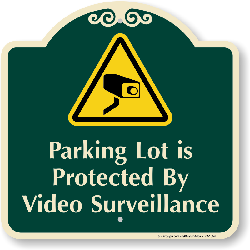 Parking lot clipart parking zone. Designer signs for exit