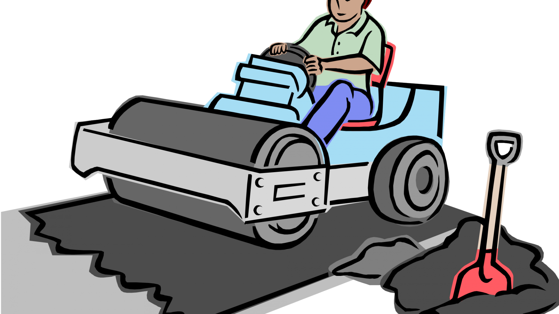 Parking lot clipart paved. Paving cliparts x carwad