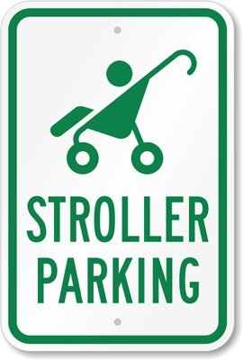 Amazon com stroller with. Parking lot clipart reserved