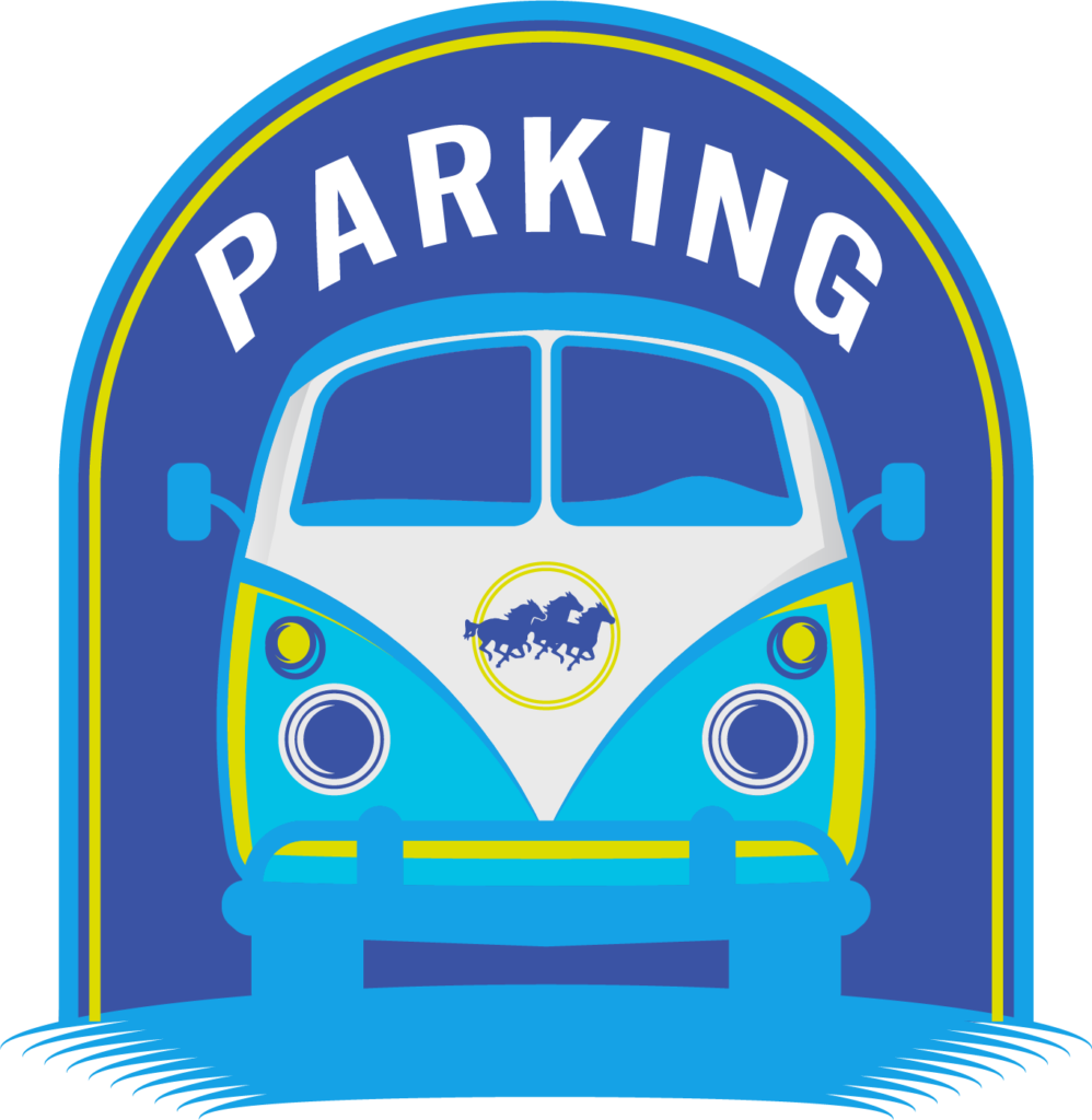 Parking lot clipart row car. Camping faster horses michigan