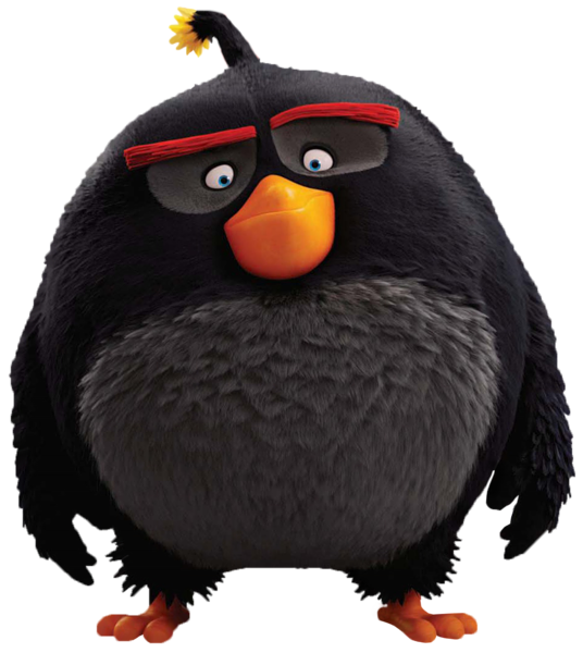 The birds movie bomb. Worm clipart angry