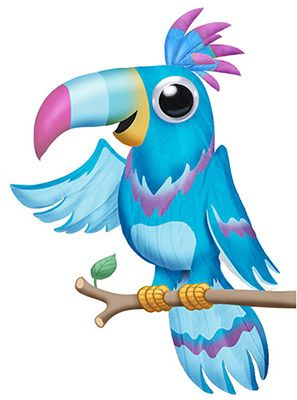 Parrot clipart colorful parrot. J t morrow love