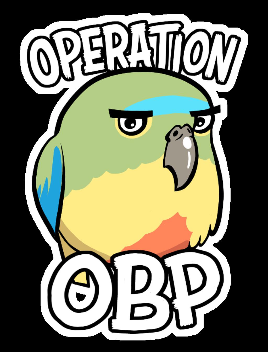 Parrot comic