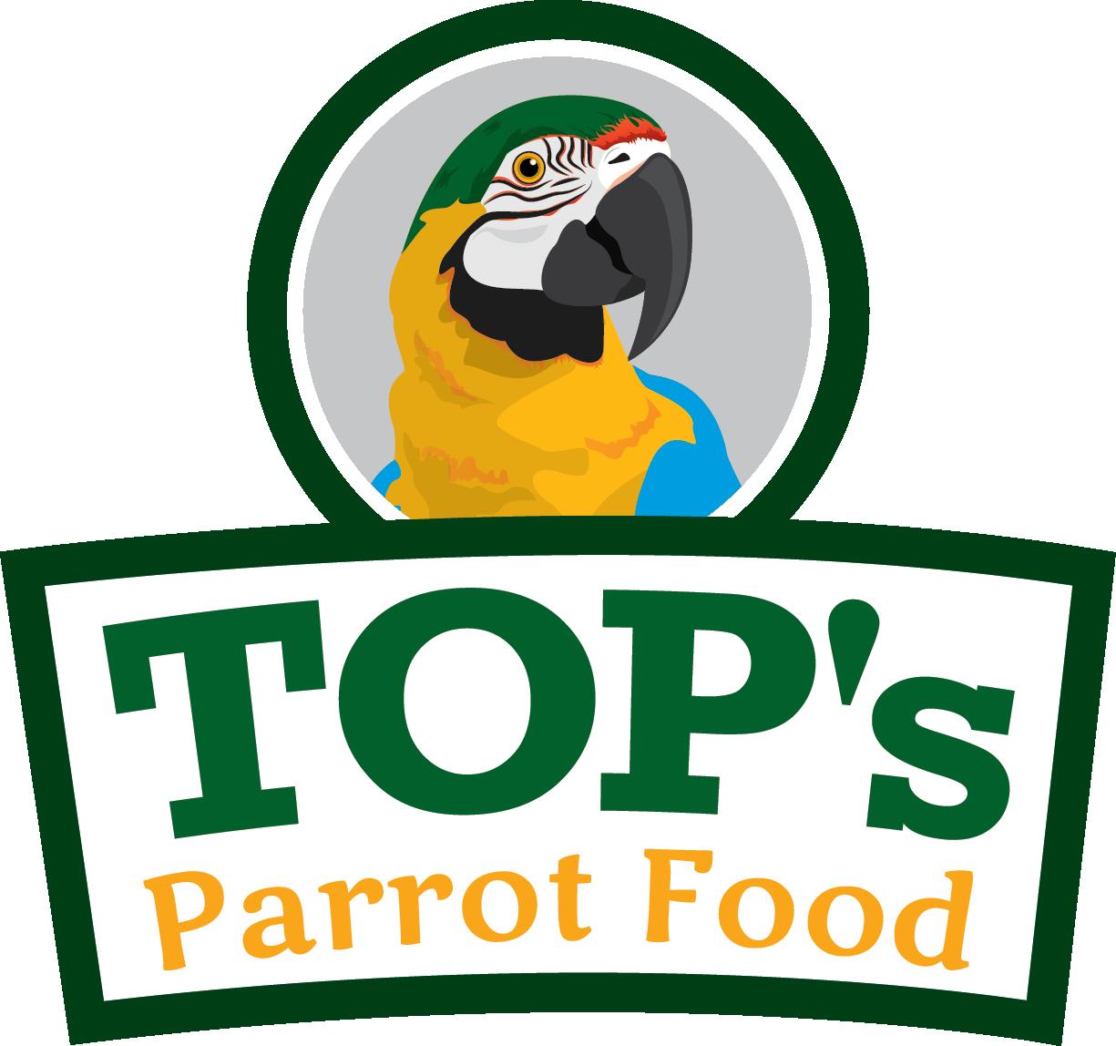 Rainforest clipart macaw. Parrot food birdsafe store