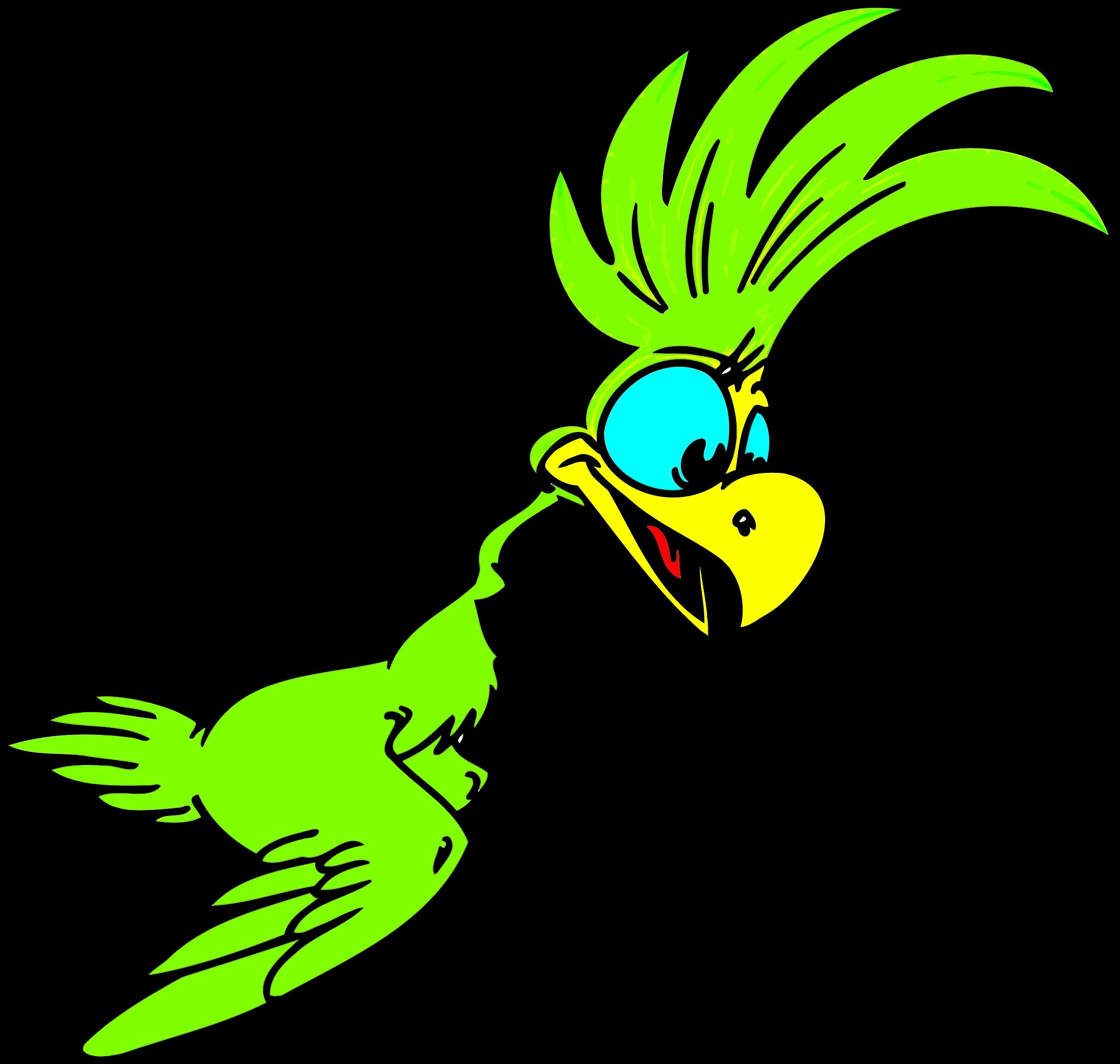 Parrot clipart green indian. Clip art cartoon bclipart