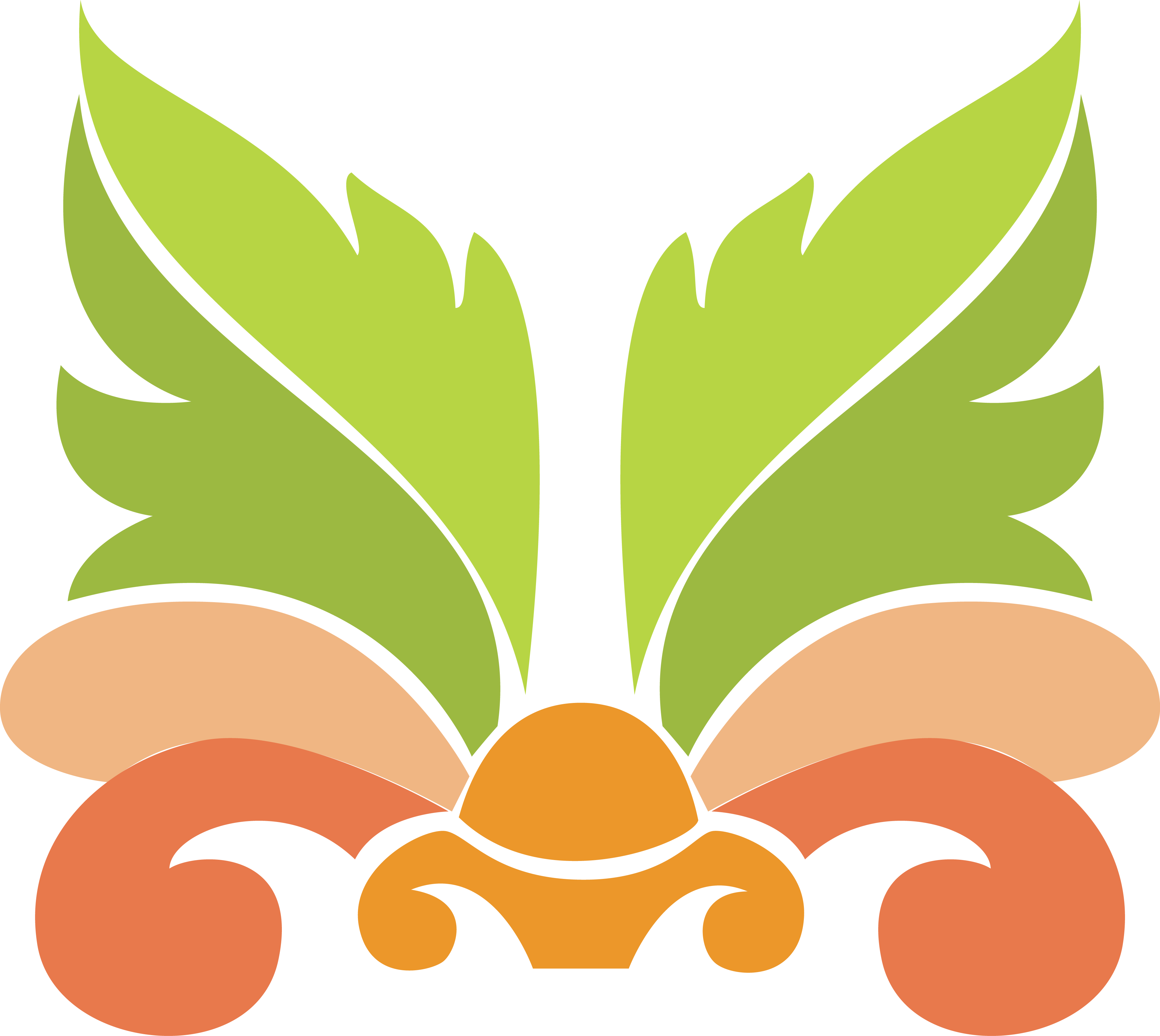 Trinetra about free symbols. Parrot clipart green indian