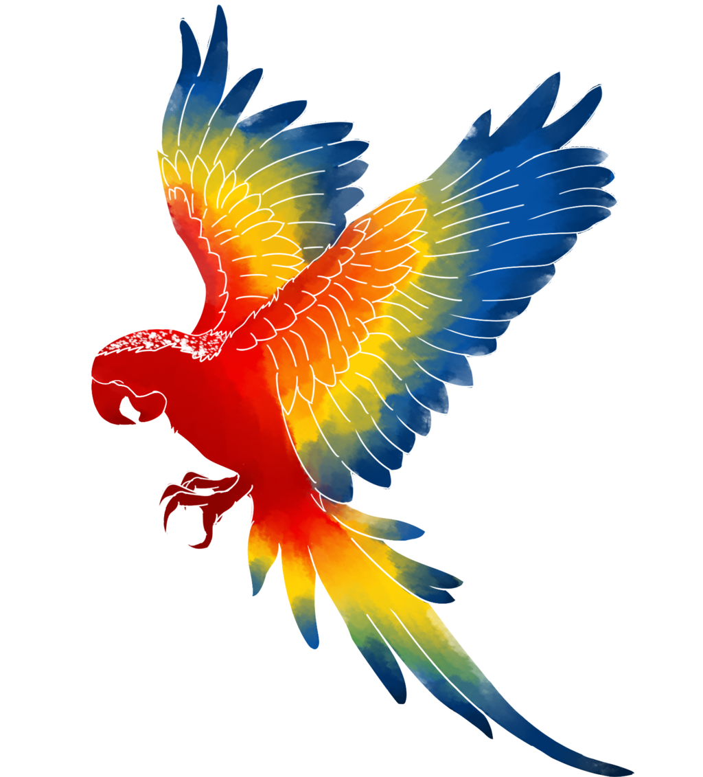 Parrot clipart hyacinth macaw. Png transparent images all