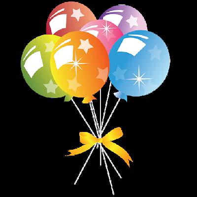 Balloon clipart party balloon. Balloons funny pictures cartoon
