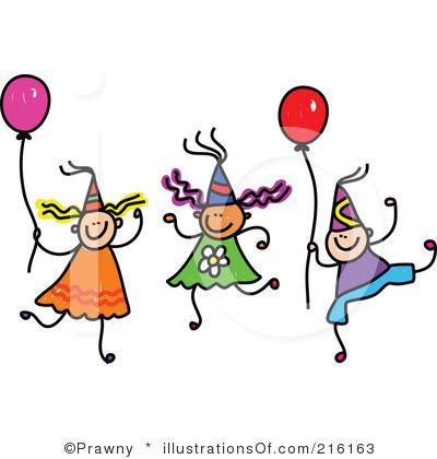 Free party . Celebration clipart cartoon