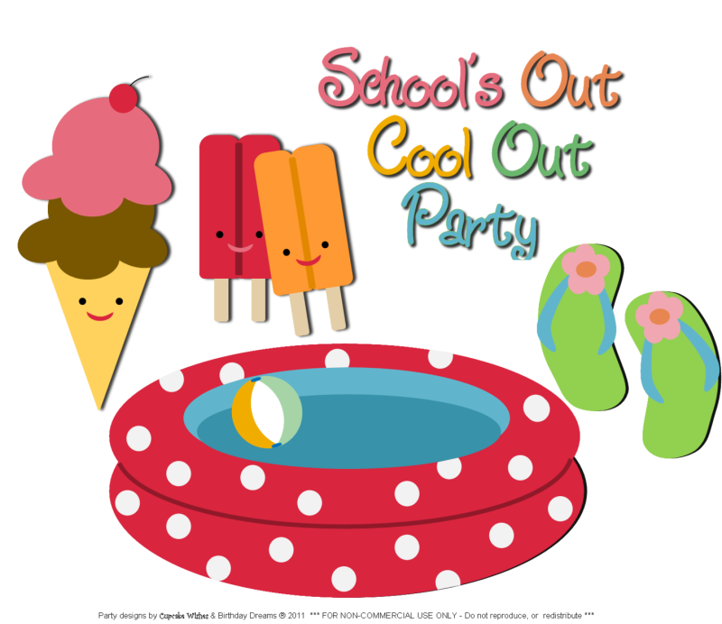 Classroom clip art ourclipart. Party clipart class party