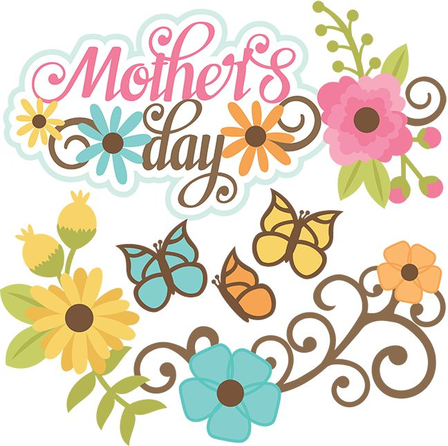 party clipart mothers day