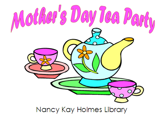 Party clipart mothers day. Mother s tea lackawanna