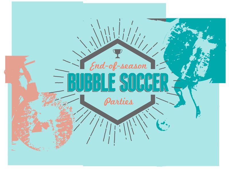 Party clipart soccer. End of season bubble