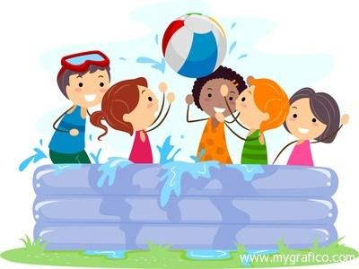 Party clipart water. Portal
