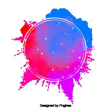 Party background images vectors. Paint splatter vector png