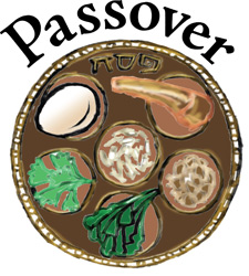 Passover clipart round. Clip art for all