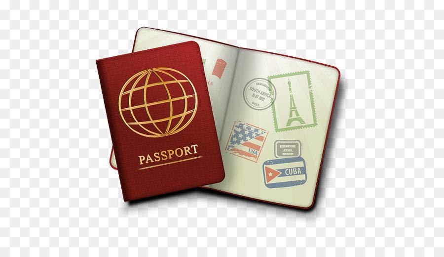 Passport clipart. Stamp travel visa clip