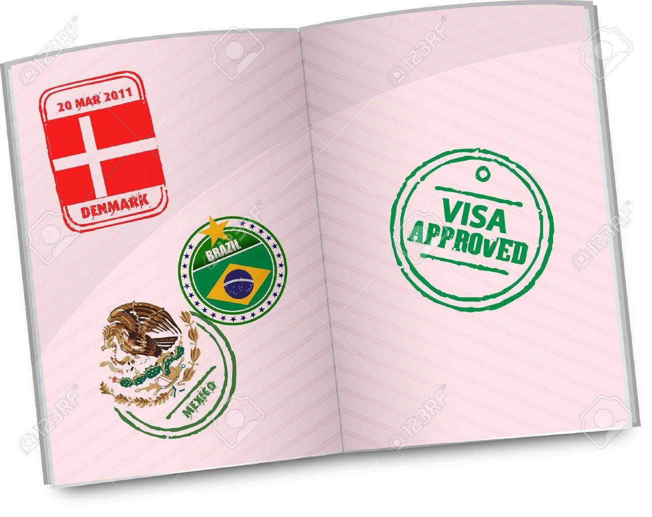 Clip art use these. Passport clipart