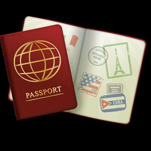 Passport clipart. Panda free images embassyclipart