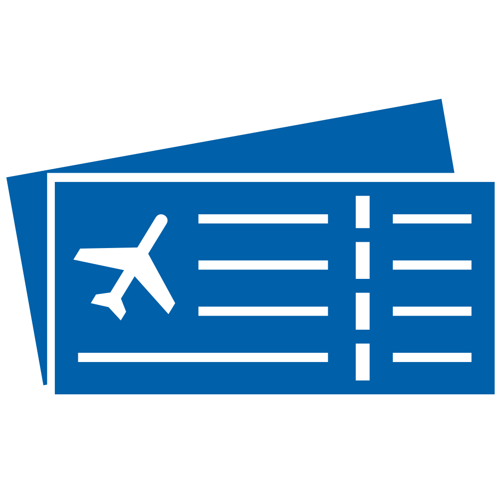 Passport clipart airline ticket. Check in options before
