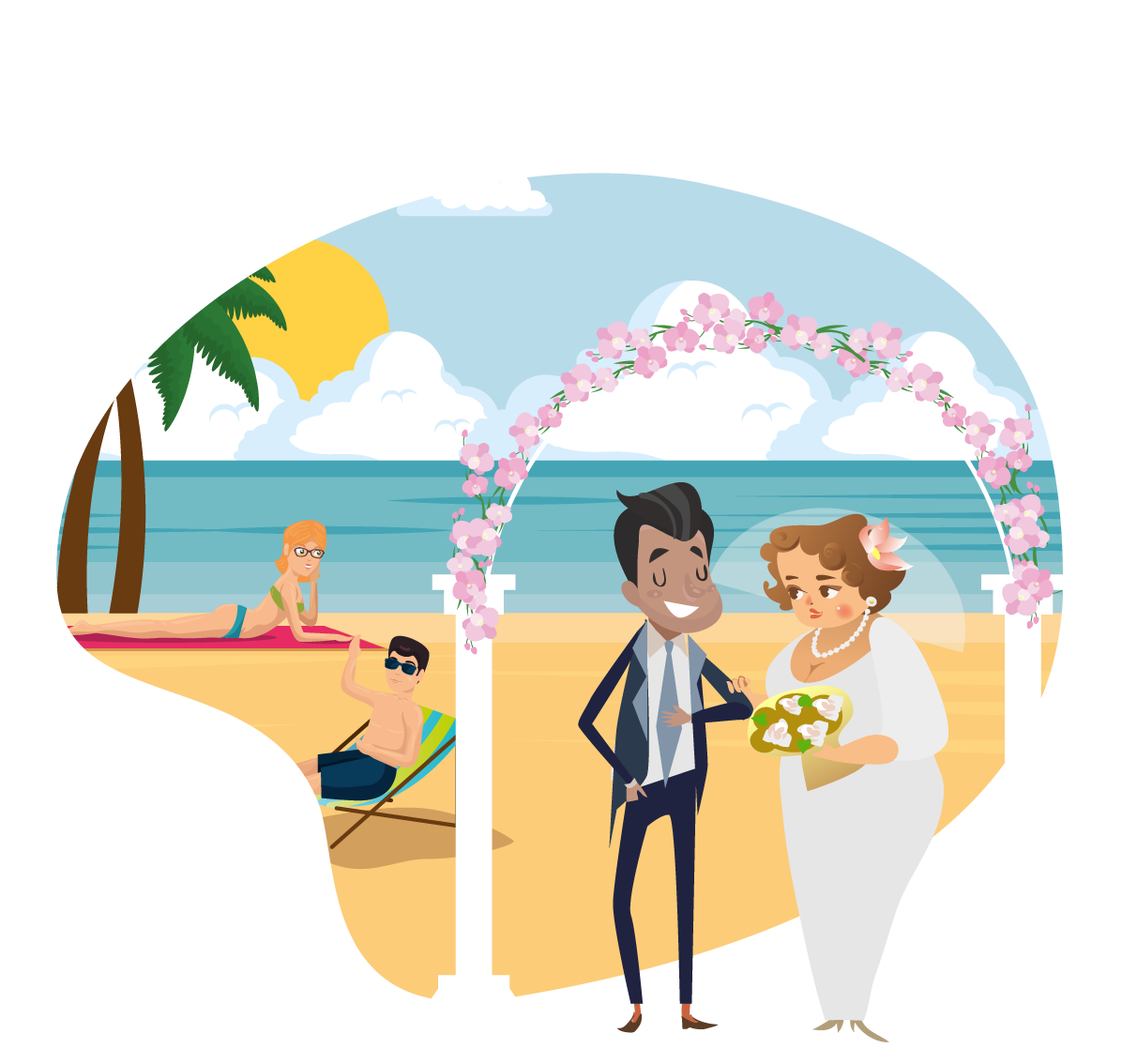 Passport clipart destination wedding. How to avoid disasters
