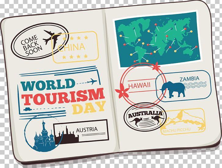 Passport clipart international travel travel. Visa euclidean icon png