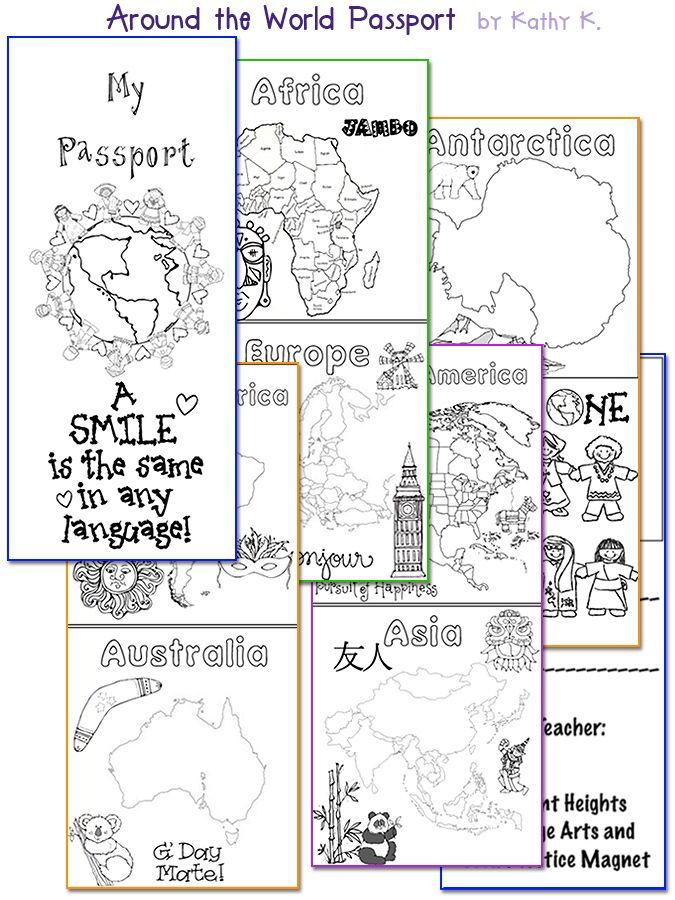 Passport clipart learning. Classroom teacher clip art