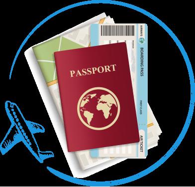 Services glensidepld . Passport clipart passport book
