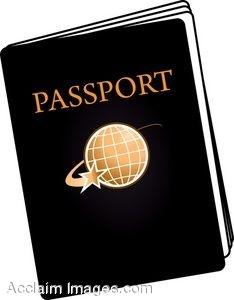 Passport clipart passport book. Panda free images