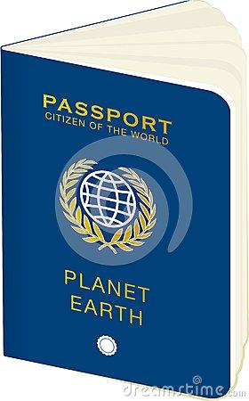 Panda free images . Passport clipart passport book