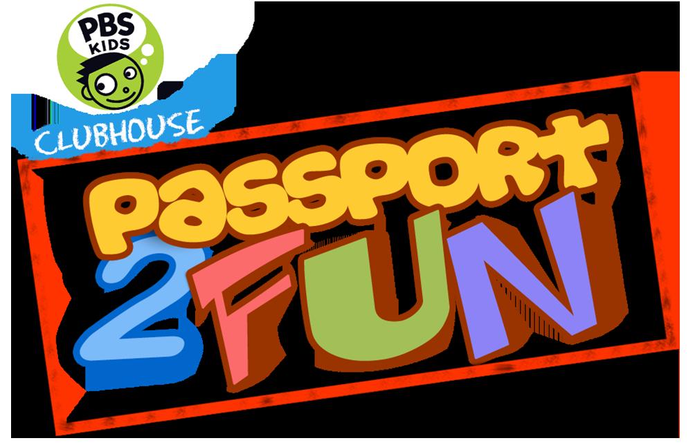 Fun pbs kids clubhouse. Passport clipart passport page