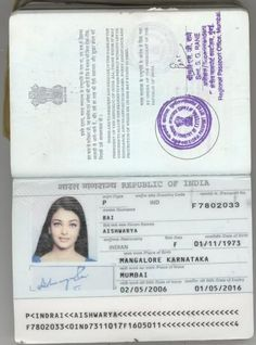 Passport clipart passport page.  best clip art