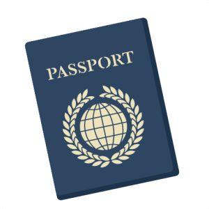 Panda free images passportclipart. Passport clipart