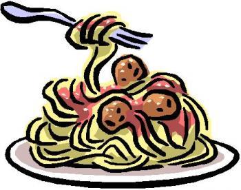 Pasta panda free images. Spaghetti clipart