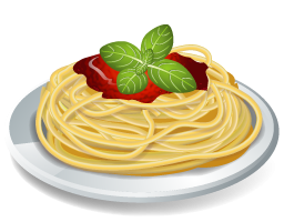 collection of images. Pasta clipart