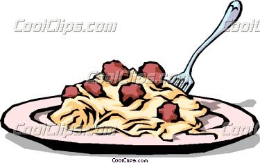 Pasta clipart. Clip art panda free