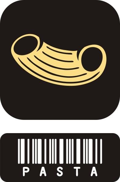 Clip free vector in. Pasta clipart art design