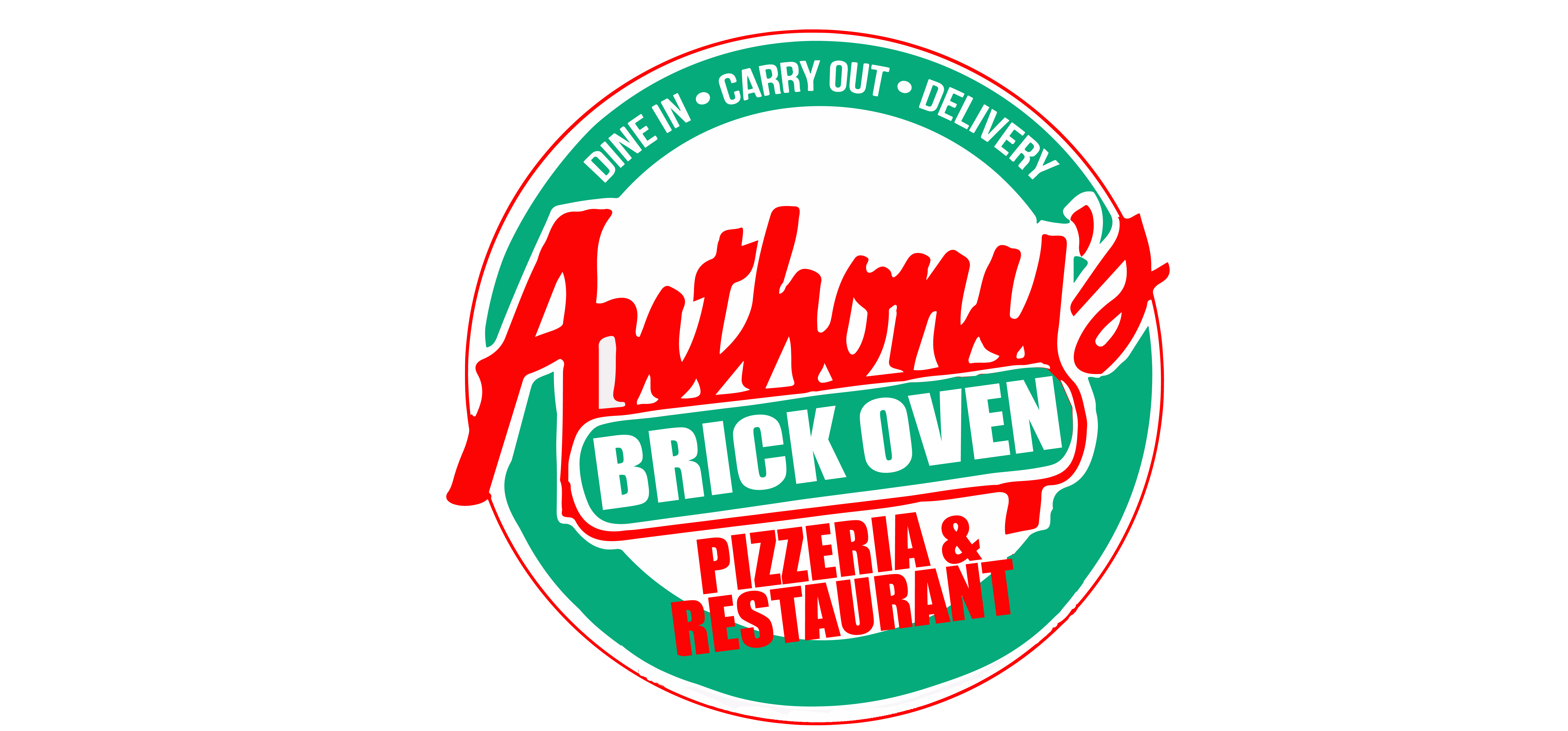 Anthonys pizza menu . Pasta clipart baked ziti
