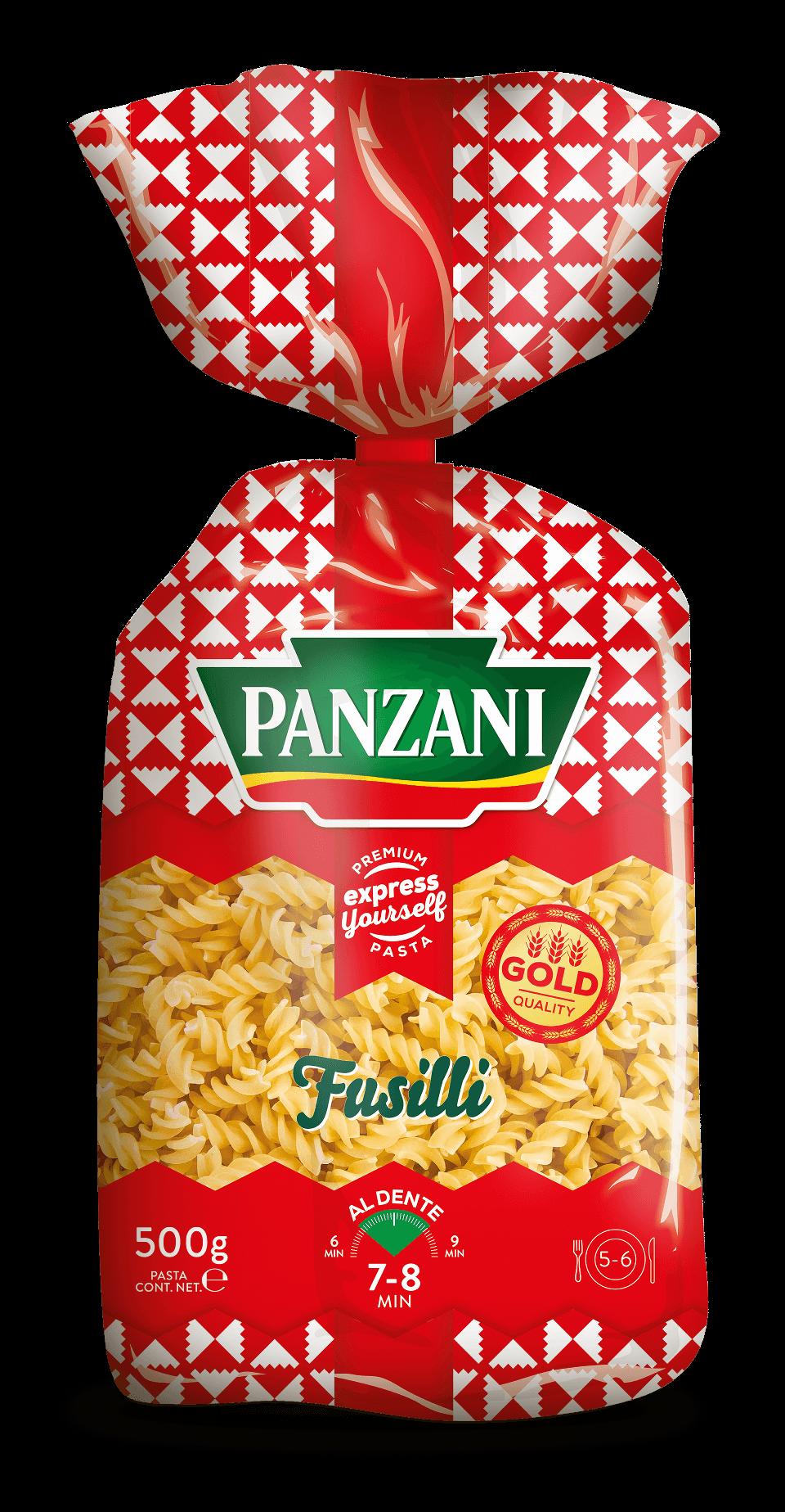 Spaghetti clipart full plate food. Products via panzani packfusilli