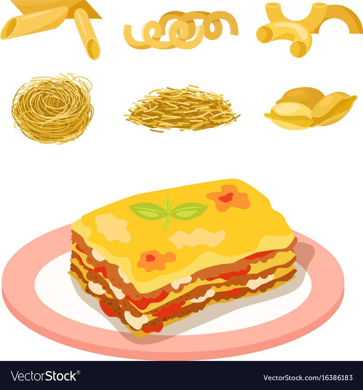 X free clip art. Pasta clipart pasta bake