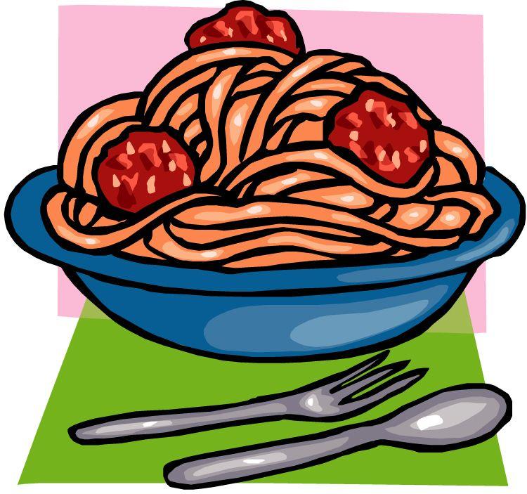 Pasta clipart pasta lunch.  th annual spaghetti