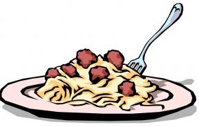 Pasta clipart pasta night. Free cliparts download clip